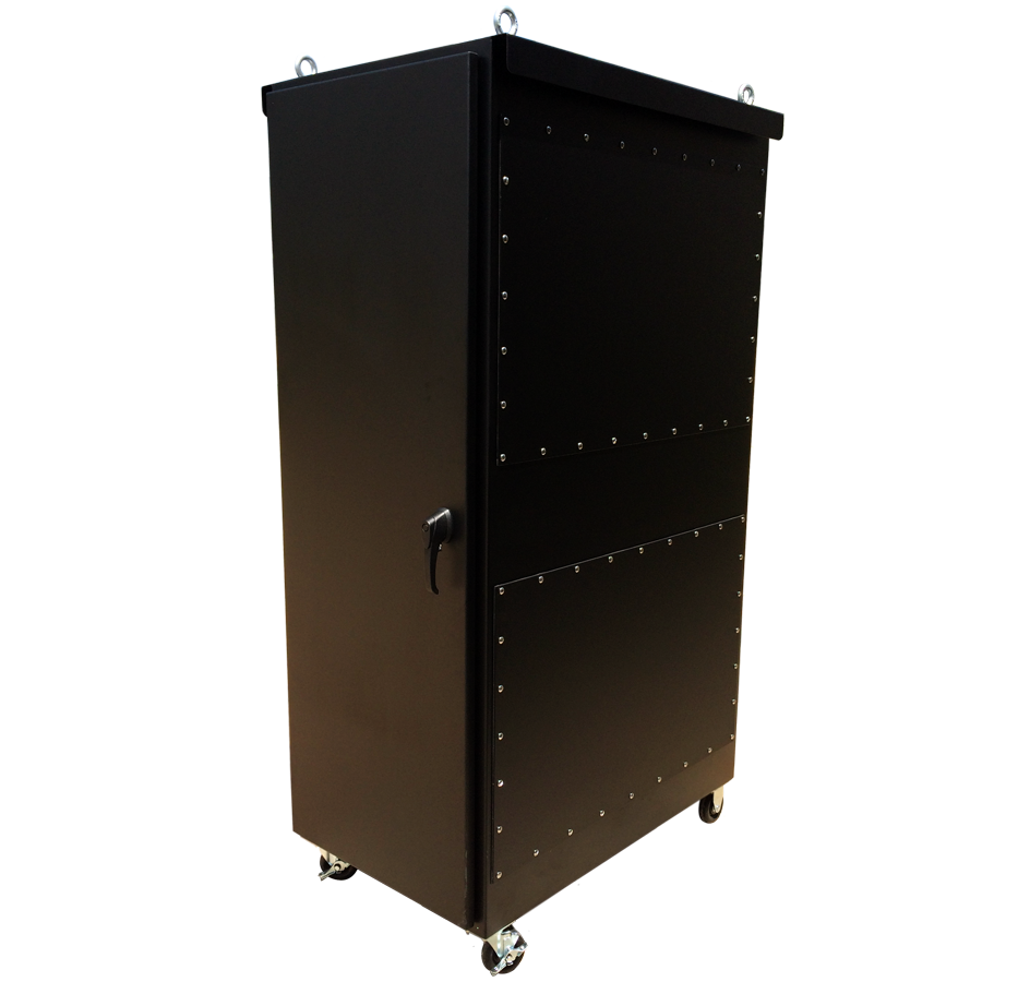 NEMA 12-Floor mount-Rack server cabinet